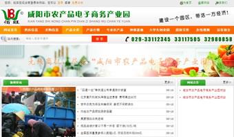 咸阳市农产品电子商务产业园