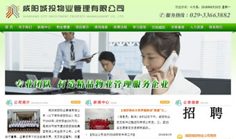 咸阳城投物业管理有限公司