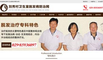 刘秀村卫生室脱发病防治网